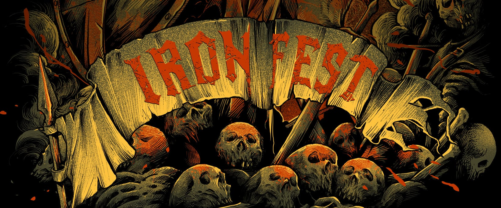 Iron Fest - Open Air